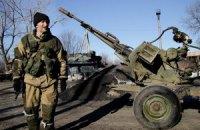 Боевики обстреливают позиции сил АТО в Крымском, - Москаль