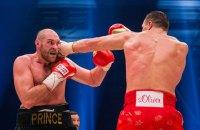 Бой-реванш Кличко - Фьюри состоится 9 июля в Манчестере