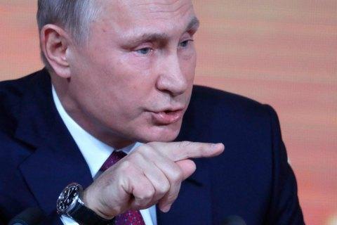 Путин о Смоленской катастрофе: если были взрывы, то взрывчатку заложили в Варшаве