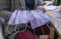 В Киеве откроют пункты приема использованных масок и перчаток