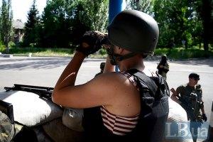 На Донбассе возобновилась АТО