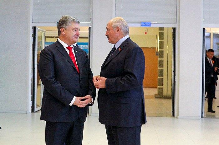 В кулуарах Форума регионов Беларуси и Украины в Гомеле