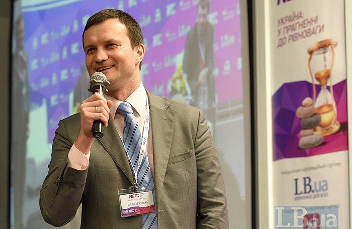 Алексей Лещенко, вице-президент Института Горшенина