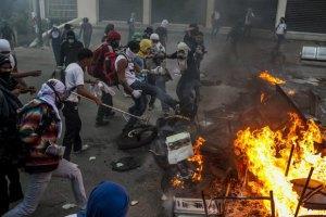 Human Rights Watch звинуватила владу Венесуели у порушенні прав людини