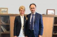 Світлична і Мінгареллі обговорили проведення в Харкові засідання Моніторингового комітету РЄ