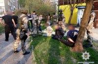 Во Львове задержали банду, которая требовала у мужчины $20 тыс.