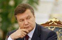 Янукович лично проконтролирует назначение судей КС
