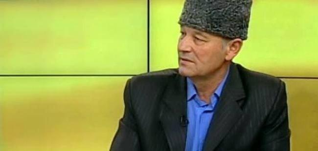 Член Меджлісу кримськотатарського народу Леммар Юнусов