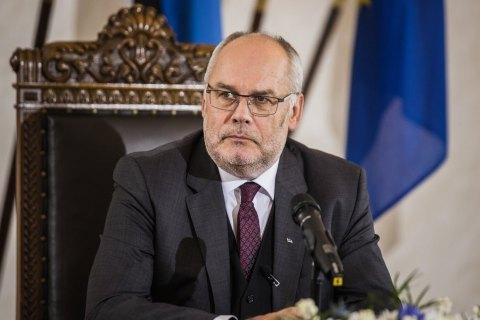 Алар Каріс обійняв посаду президента Естонії