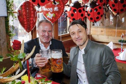 Сегодня Арсен Венгер вполне может стать главным тренером мюнхенской Баварии