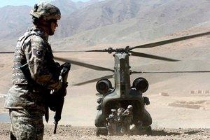 США выводят войска из Афганистана