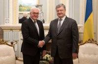 """Порошенко повідомив про підготовку до зустрічі лідерів """"нормандської четвірки"""""""