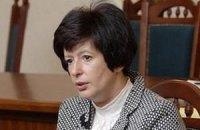 Лутковская приехала в больницу к Тимошенко