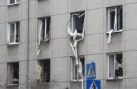 У центрі Варшави стався вибух