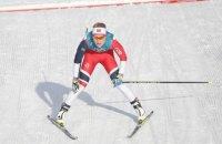 Норвежская лыжница Рагнхильд Хага выиграла гонку на 10 км свободным стилем на Олимпиаде