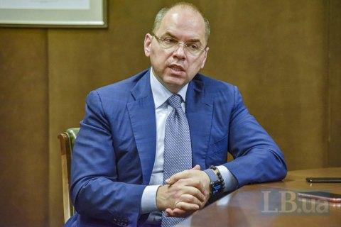 Степанов пообещал доступ к COVID-вакцинам 21 млн украинцев до конца осени