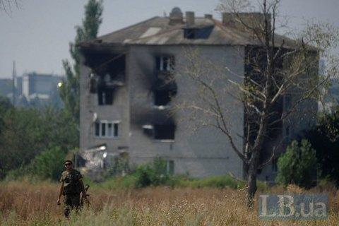 У Мар'їнці поранено двох військових і дитину