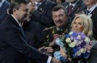 Повалий стала советником Януковича