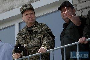 У Красному Лимані відновлюється мирне життя, - Турчинов