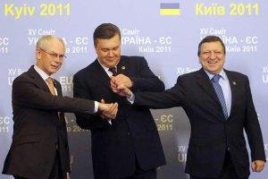 Встреча Януковича с Ромпеем и Баррозу затягивается (Обновлено)