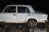 У Донецькій області поліцейські зі стріляниною затримали п'яного водія