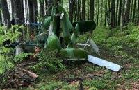 На українсько-румунському кордоні виявили розбитий вертоліт