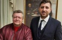 У Києві поранили водія голови Держархіву (оновлено)