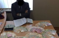 В Донецкой области прокурор и адвокат попались на взятке