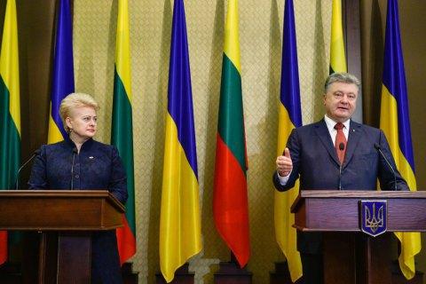 Порошенко звинуватив Росію ублокуванні створення трибуналу усправі рейсу МН17