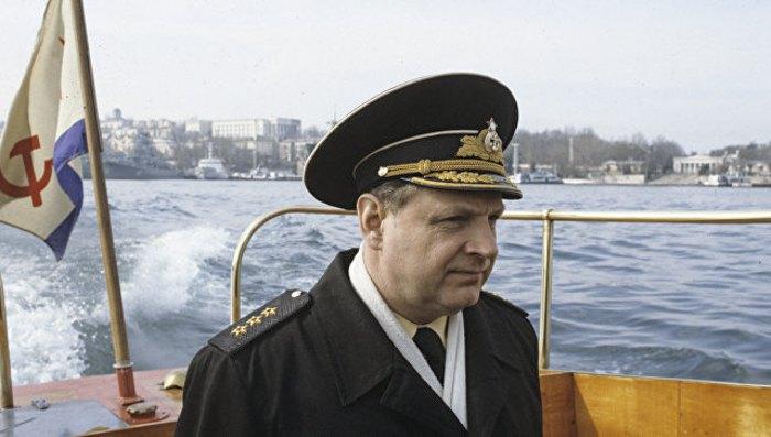 Адмірал Ігор Касатонов