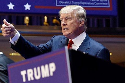 """Трамп анонсував """"велике шоу"""" на своїй інавгурації"""