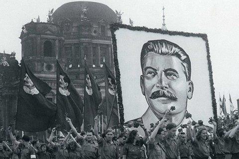 Украина призвала мир не допустить реабилитации Сталина в России