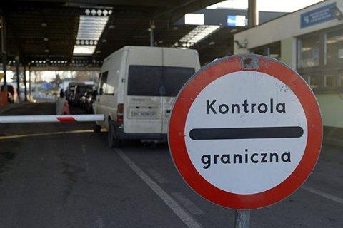 Пасажиропотік через український кордон щорічно зростає на 10%