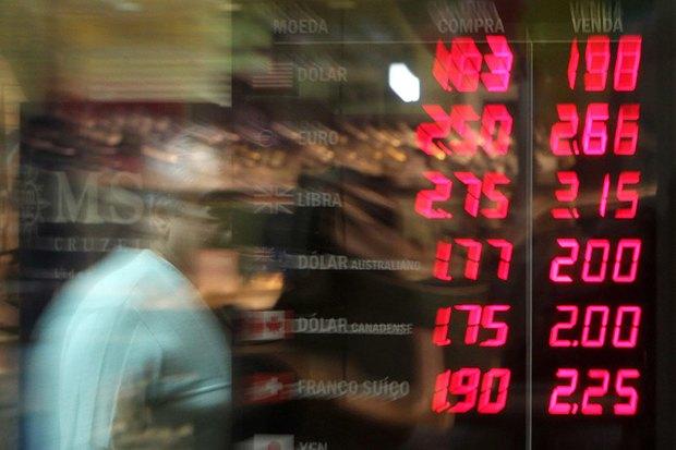 Валюты многих развивающихся стран ослабли