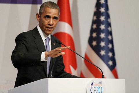 Обама поздравил Украину с Днем независимости
