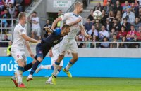 Сборная Чехии обыграла словаков перед матчем с Украиной