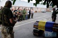 СНБО назвал новые данные о погибших в АТО