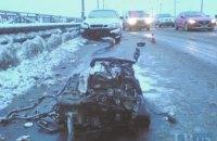 37 человек погибли в ДТП с начала снегопадов в Украине