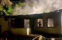 На Чернігівщині у пожежі загинуло молоде подружжя