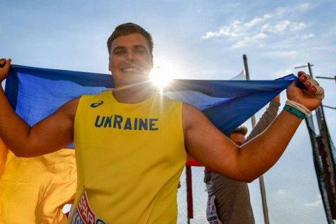 Михаил Кохан претендует на звание лучшего молодого легкоатлета мира