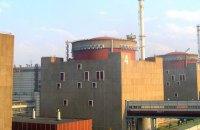 Крупнейшая в Европе Запорожская АЭС впервые в своей истории вышла на полную мощность