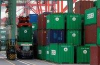 Украина заняла 25 место в мире по объемам импорта