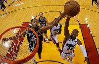 """""""Майами"""" прошел первый раунд плей-офф НБА"""