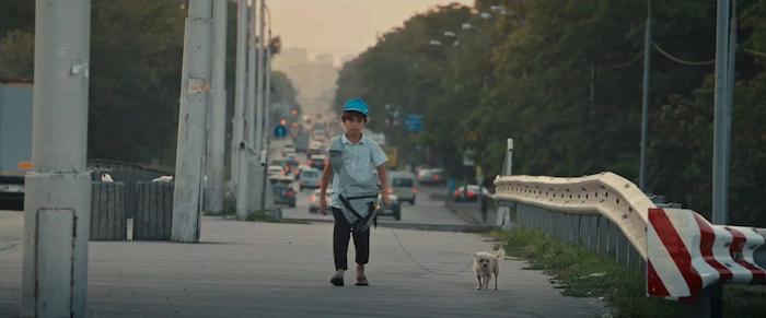 Кадр з фільму «Потвора»