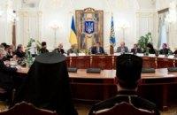 Янукович встретился с главами украинских церквей