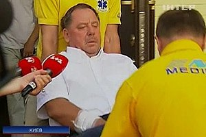 Пограничники отрицают, что белорусы изловили Мельника