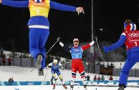 Норвежские лыжницы выиграли Олимпиаду в эстафете 4х5 км смешанным стилем