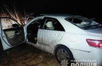 У Київській області в автомобілі на ходу вибухнула граната