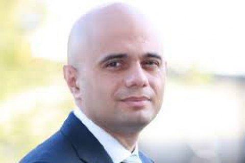 Новим головою МВС Великобританії став Саджид Джавід