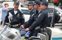 В пятницу на улицах Днепропетровска усиливают посты ГАИ